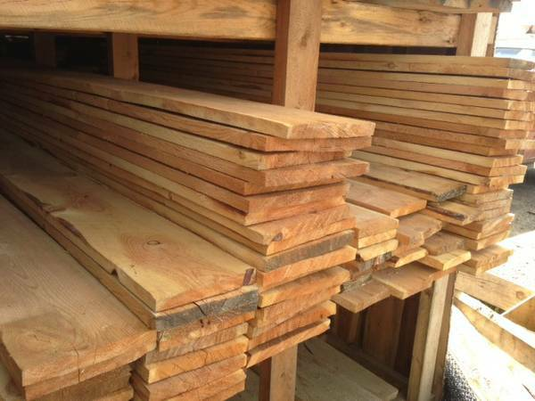 Lumber Posts Boards And Beams 171 Bad Goat Forest Products